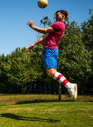 Footgolf Player As part of a stag do