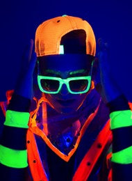 Neon Fancy Dress