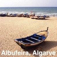 Albufeira Boat And Beach