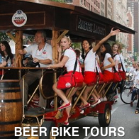 Beer Bike Tour