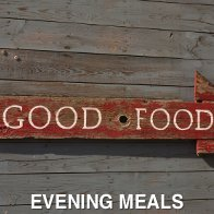Good Food Sign