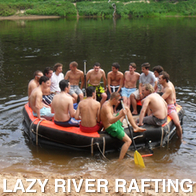 Lazy River Rafting
