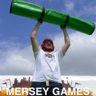Mersey Games Liverpool