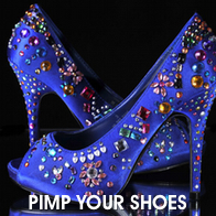 Pimped Shoes | Designaventure
