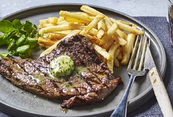 Cafe Rouge Minute Steak & Frites