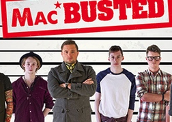 MacBusted Tribute Band