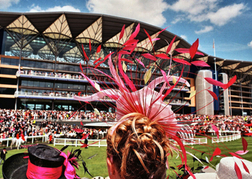 Hen Party At Ascot Horse Races