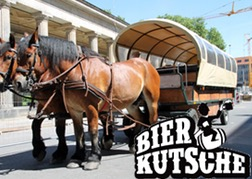 A beer coach in Berlin