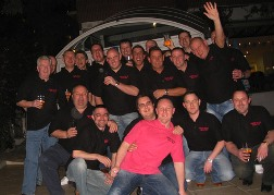 Benidorm Stag Group