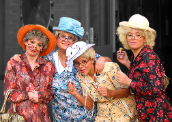 Blackpool Fancy Dress Old Ladies