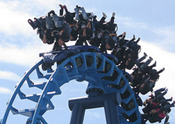 Blackpool Pleasure Beach Ride