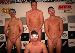Bratislava Stags Naked Champions