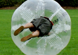 Bubble Football Over