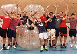 Bubble Football Stag Group