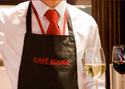 Cafe Rouge Apron