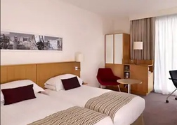 Doubletree by Hilton Leeds Twin Room