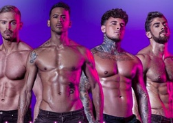 Dreamboys Hen Party Show