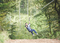 Go Ape Zip Wire
