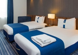 Holiday Inn Express Snow Hill Twin Room