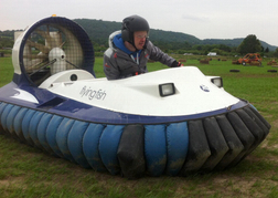 Hovercrafting Liverpool