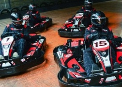 Indoor Karting Cardiff