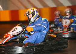 Indoor Race Karts Swindon