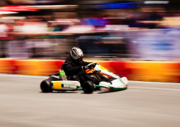 Indoor Race Karts