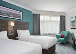 Twin Room at Jurys Inn Cheltenham