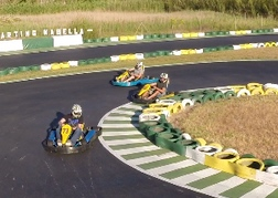 Outdoor Karting in Valencia