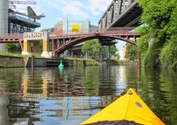 Berlin by Kayak