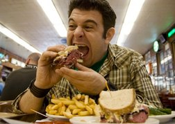Man Vs Food Picture