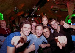 Stag Party at Matrix Club Berlin