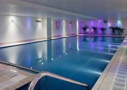 Swimming Pool at Mercure Holland House Bristol