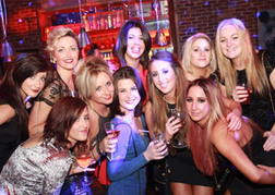 Hen Party in Chester