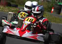 Outdoor Race Karting