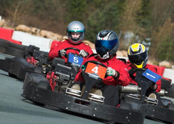 Outdoor Race Karting Near Chester