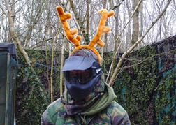 Stag Paintball Man