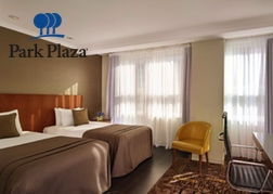 Twin Room Park Plaza Nottingham