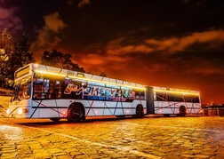 Partybus in Budapest