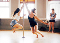 Hen Party Pole Dancing