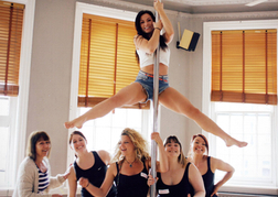 Hen Party Pole Dancing Lesson