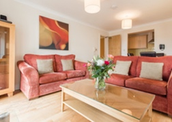 premier suites bristol lounge and sofas