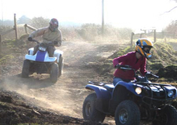 Quad Bike Race