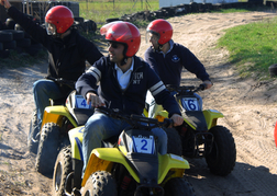 Quad Biking in Riga