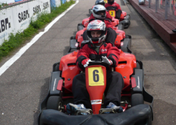 Outdoor Race Karts Riga