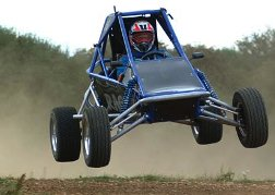 Rage buggy Getting Air