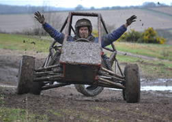Muddy Rage Buggy