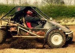 Rage Buggy Newcastle
