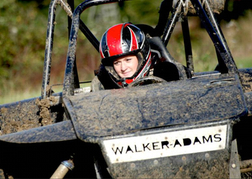 Walker Adams Rebel Buggy