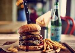 Party Meal Burger
